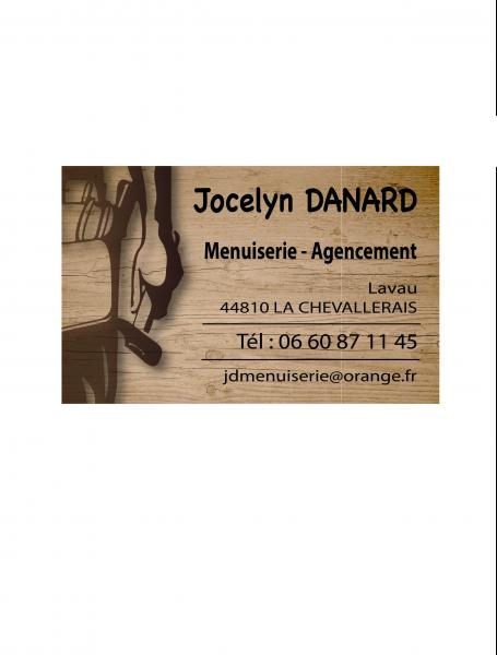 Jocelyn DANARD NEW